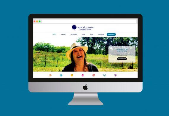 Diseño web La Visión del Chamán